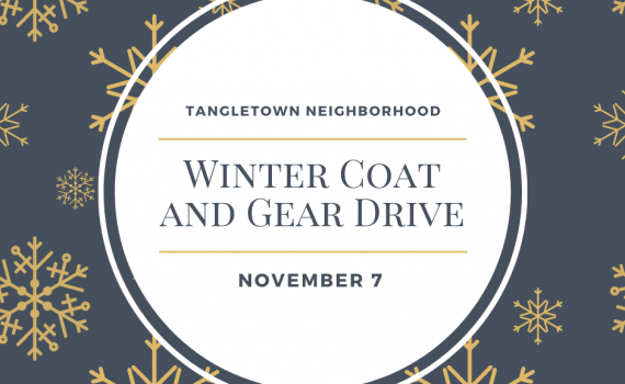 Winter Coat and Gear Drive November 7