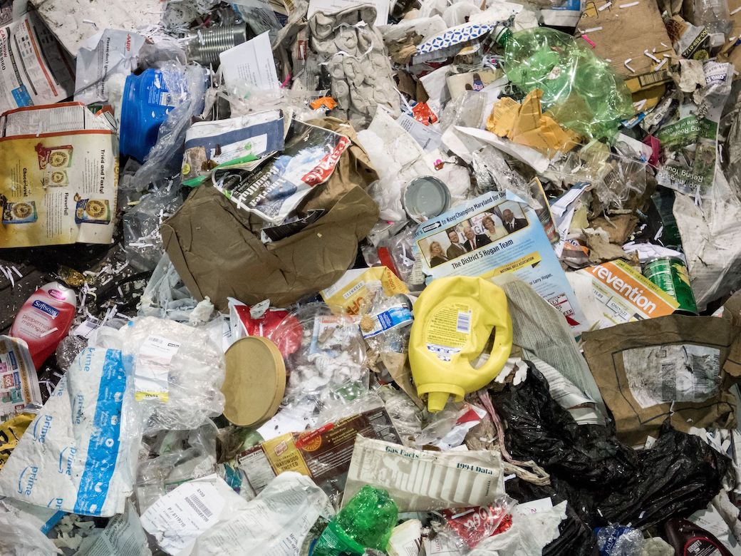 What to do about Plastic Packaging?
